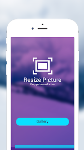 Resize photos and pictures - náhled