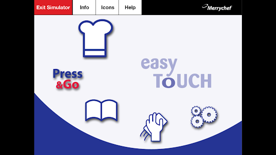 Merrychef® easyTouch™ Mobile- screenshot thumbnail