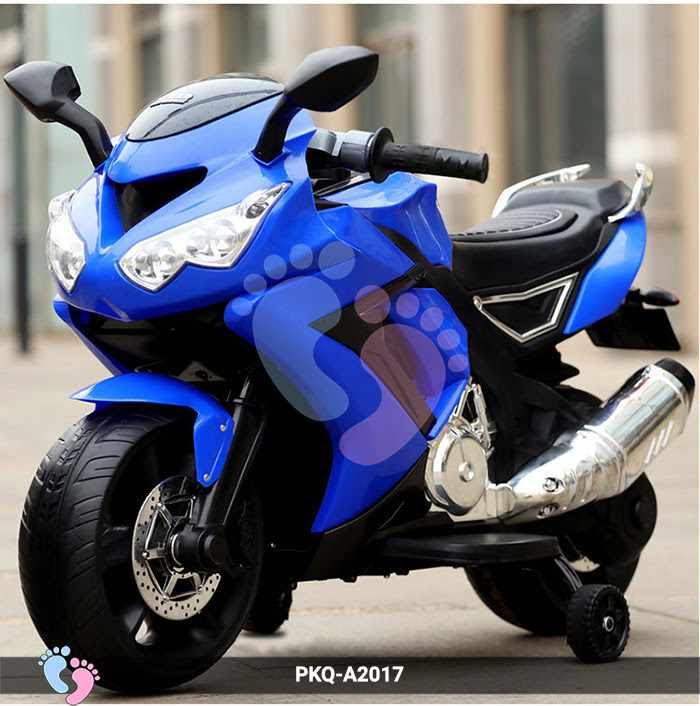 Xe môtô điện cảnh sát PKQ-A2017 8