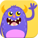 Monster Puzzle Games icon