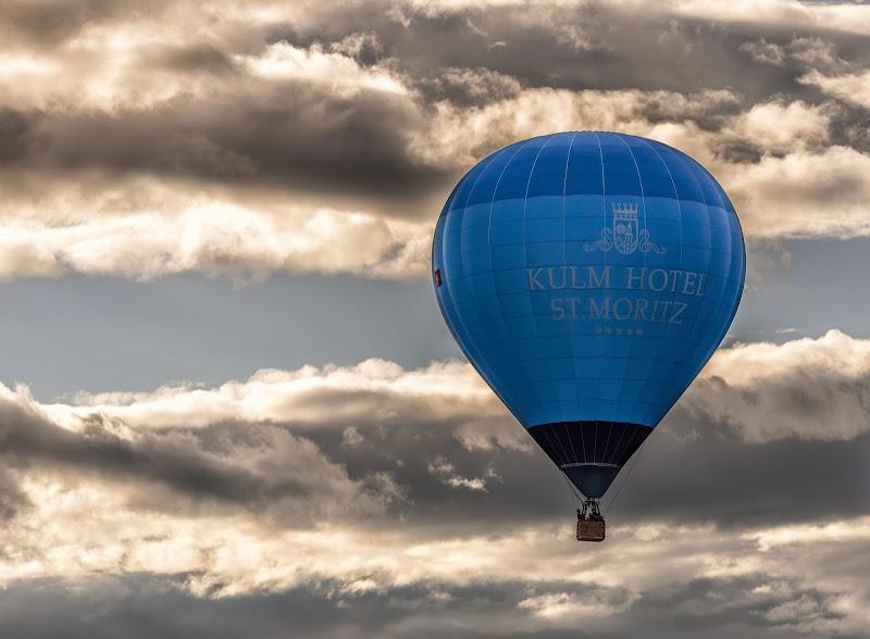 blu balloon di Rino Lio