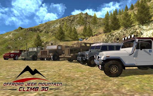 Offroad Jeep mountain climb 3d 1.3 Screenshots 4