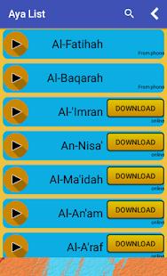 Quran sharif para 1 to 30 mp3 free download