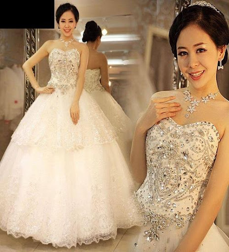 花嫁介添人ドレス
