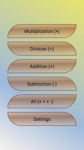 MathQuiz , learning multiplication table 1.08 screenshots 1