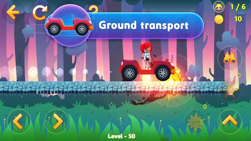 Télécharger Gratuit Tricky Liza: 2D Platformer Adventure Game APK MOD (Astuce) screenshots 5