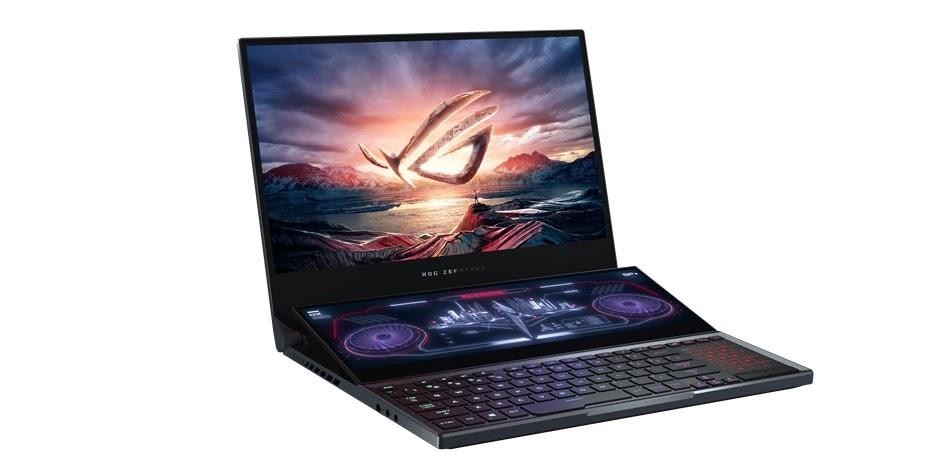Laptop ROG Intel Generasi 10 GEN Super - 01