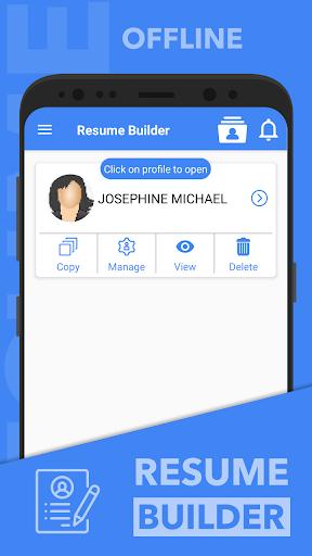Download Resume Builder Free Cv Maker App Curriculum Vitae Free For Android Resume Builder Free Cv Maker App Curriculum Vitae Apk Download Steprimo Com