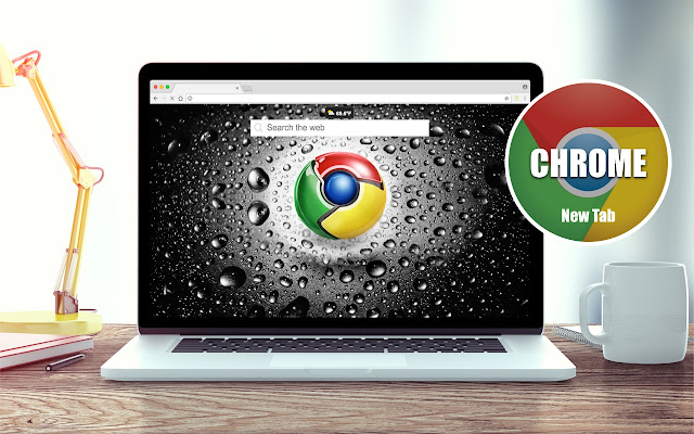 *NEW* HD Chrome Wallpapers New Tab Theme