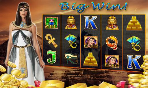 Golden Queen Ancient Slots