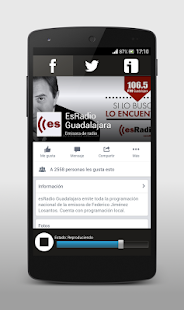 esRadio Guadalajara- screenshot thumbnail