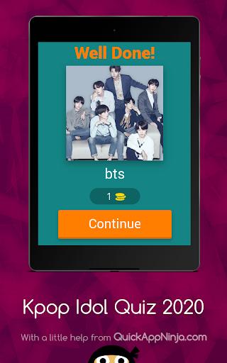 Guess The Kpop Idol Quiz 2020 7.8.3z screenshots 13