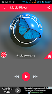 Radio Stream Live- screenshot thumbnail