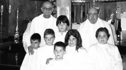 Fallece el sacerdote Antonio Arturo García Polo