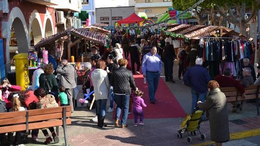 El Market Place regresará a la Plaza de la Constitución.