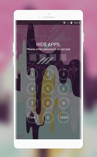 Pink Stylish Ice Cream Free Theme for Jio Phone 1.0.0 screenshots 3