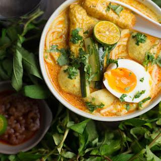 Vegetarian Laksa Recipes