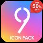 Премиум MY UI 9 - Icon Pack временно бесплатно