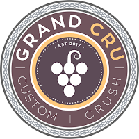 Grand Cru Custom Crush logo