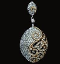 custom jewelry earrings - screenshot thumbnail 02