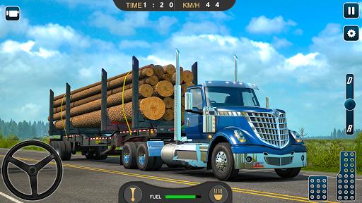 World Heavy Cargo Truck: New Truck Games 2020 screenshots 5