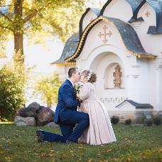 Wedding photographer Yuliya Burdakova (vudymwica). Photo of 23.10.2018