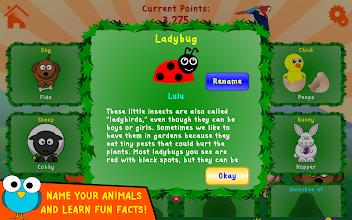 Math Animals - Addition! screenshot thumbnail