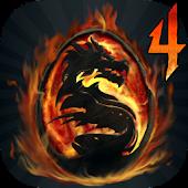 Egg-4 Mortal Combat