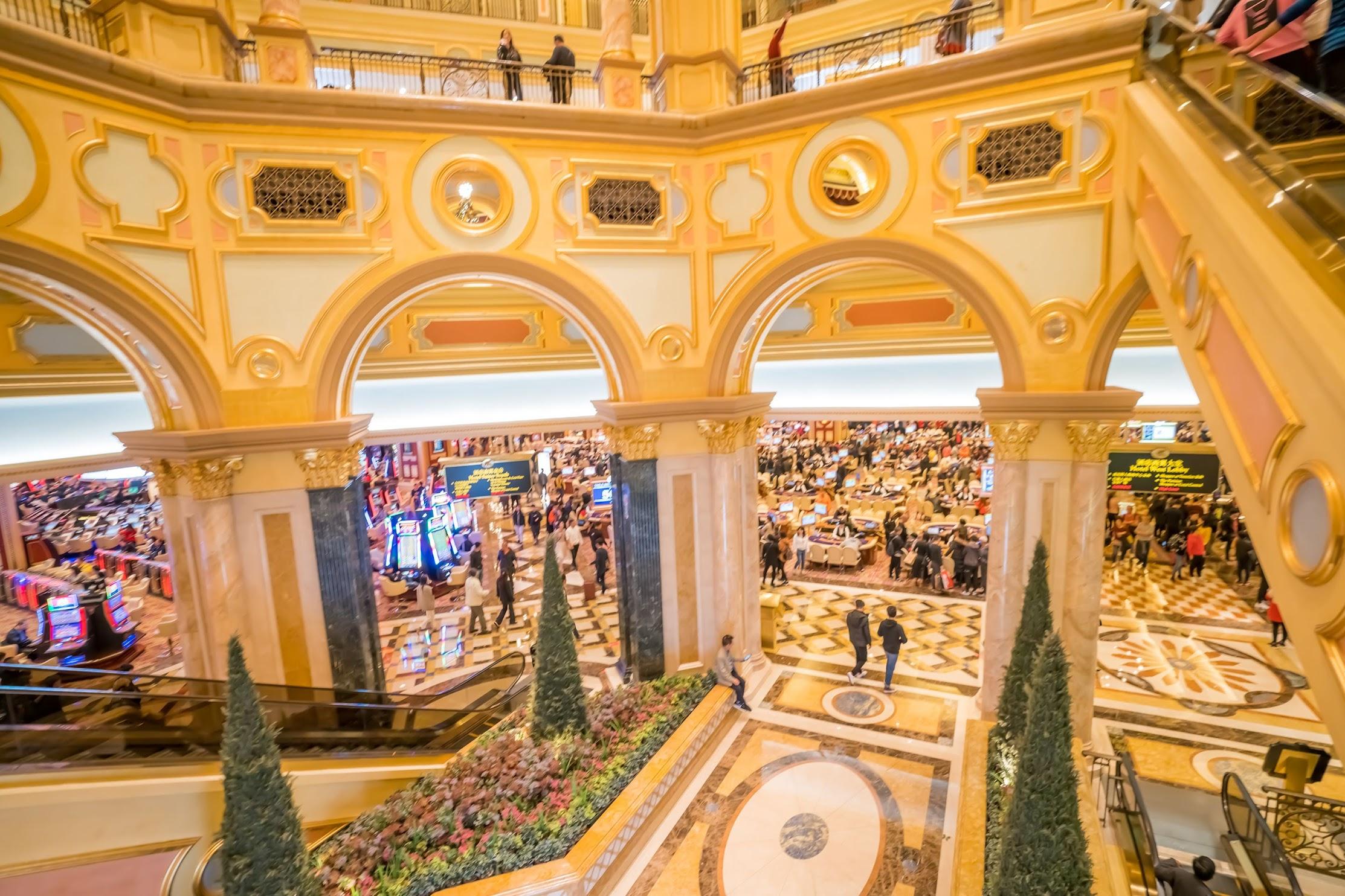 Venetian Macao casino2