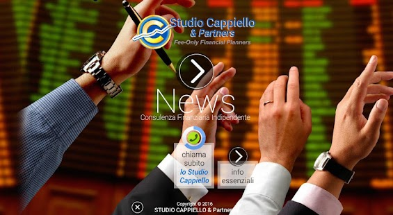 Studio Cappiello Consulenza- screenshot thumbnail