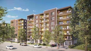Appartement 4 pièces 84,23 m2