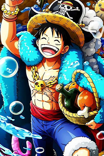Download luffy wallpaper and backgroung hd, full 100% offline One Luffy Wallpaper Hd Offline Versi Terbaru Untuk Android Unduh Apk