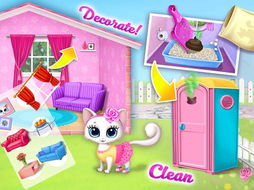 Kitty Meow Meow - My Cute Cat Day Care & Fun 2.0.125 screenshots 12