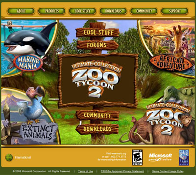Zoo tycoon 2 african adventure download demo