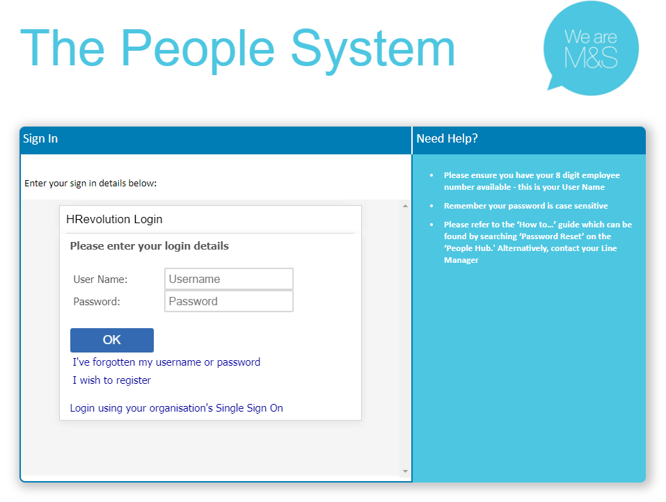 The People System - MANDSPEOPLESYSTEMS