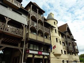 Photo: Le Mercure Deauville Hotel du Yacht Club