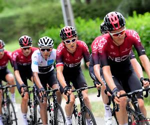 Au tour de l'équipe Ineos de dévoiler sa sélection pour le Tour d'Espagne !