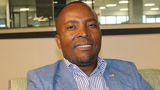 Lesedi Dibakwane, enterprise account manager, HPE South Africa.