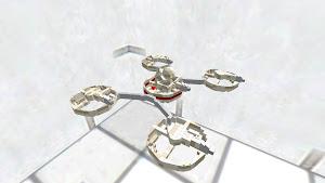 NieR:Automata 中型飛行体
