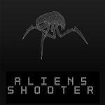 Aliens Shooter Icon