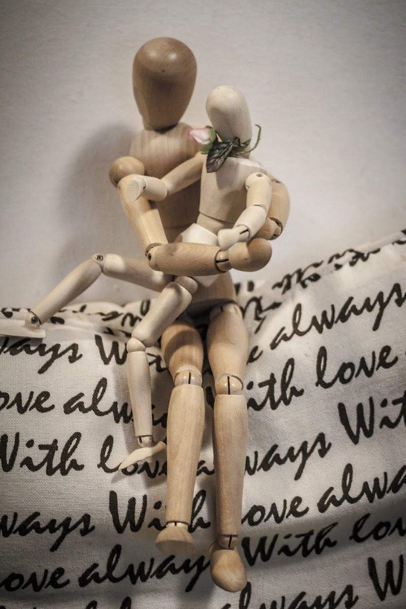 With love always ...il mio messaggio per S:Valentino di lucianalu