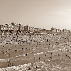 summer & water by Vivek Suryanarayana - Landscapes Beaches