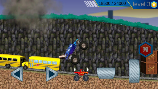 Monster trucks for Kids screenshots 5
