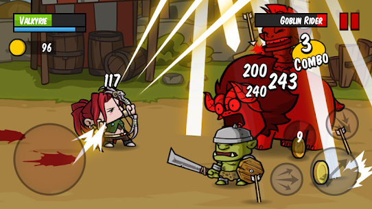 Battle Hunger: 2D Hack and Slash – Action RPG Mod Apk Download For Android and Iphone 2