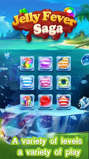 Jelly Fever Saga screenshot 1
