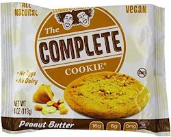 Lenny & Larry's All-Natural Complete Cookie - Peanut Butter, 113g