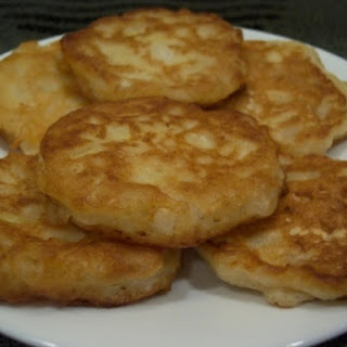 Amish Onion Fritters.