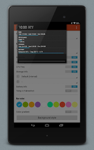 NotiSysinfo Pro Screenshot