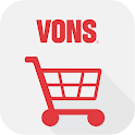 Vons Online Shopping icon