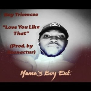 Boy Triemcee- Love You Like That1562780651001 Upload Your Music Free